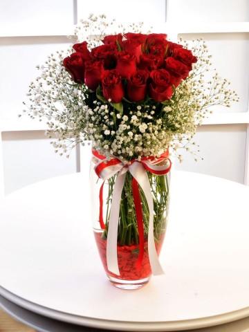 Aşkımsın Aranjmanlar çiçek gönder