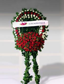 Cenaze Merasim Çelengi..  çiçek gönder