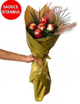 Butik Gül Buketi  Buketler çiçek gönder