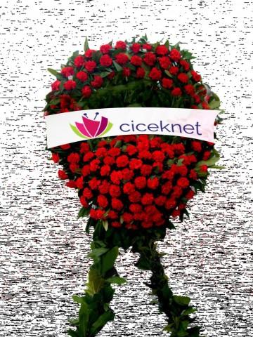 Acılı Gününüzde Yanınızdayız Cenaze Çelengi Cenaze Çelengi çiçek gönder