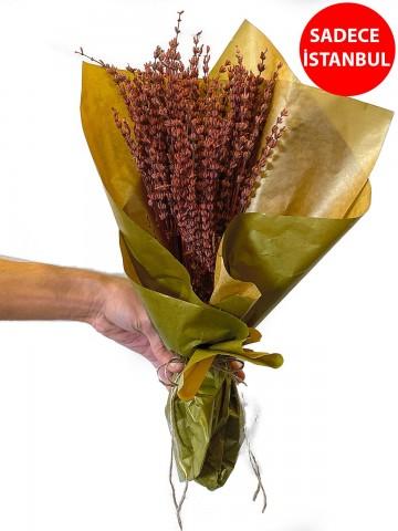 Lavanta Bahçem Buketi Buketler çiçek gönder
