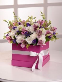 Renkli Yaz  çiçek gönder