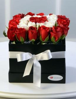 Kalbimin En Güzel Yerindesin  çiçek gönder