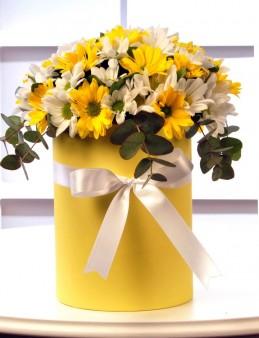 Sarı Saçlarındaki Huzur  çiçek gönder