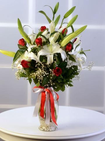Aşk Kokusu Aranjmanlar çiçek gönder