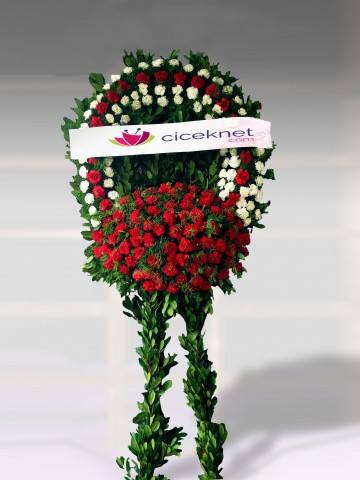 Merasim Çelengi Cenaze Çelengi çiçek gönder