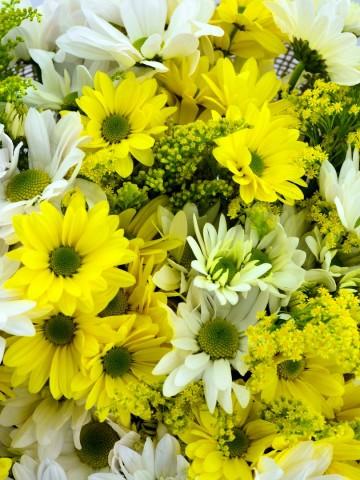 Kış Güneşi Kır Buketi Buketler çiçek gönder