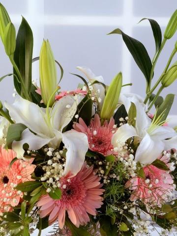 Bahar Sefası Aranjmanlar çiçek gönder