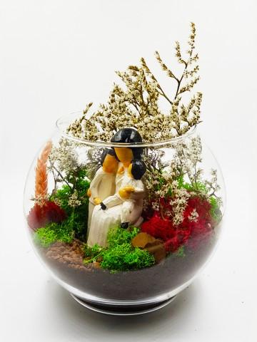 Annem Teraryum Terarium çiçek gönder