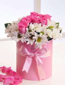 Neyse Falım Çiçek Arajmanı (Kişiye Özel)  çiçek gönder