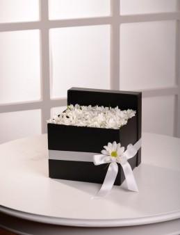 Beyazın Gizemi...  çiçek gönder
