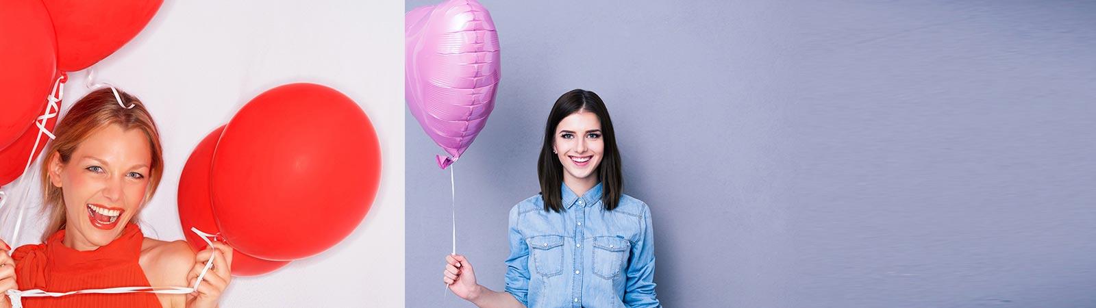 Mutluluktan Uçan Balonlar