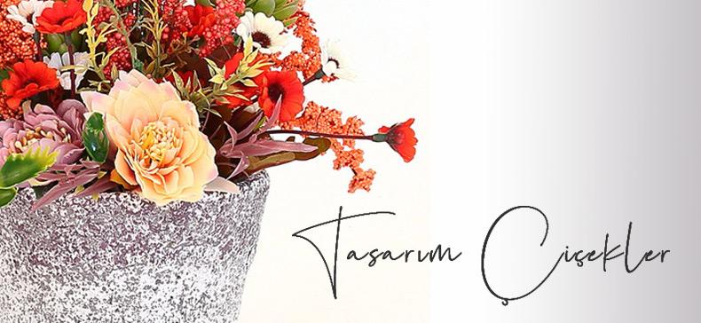 Tasarım Çiçekler