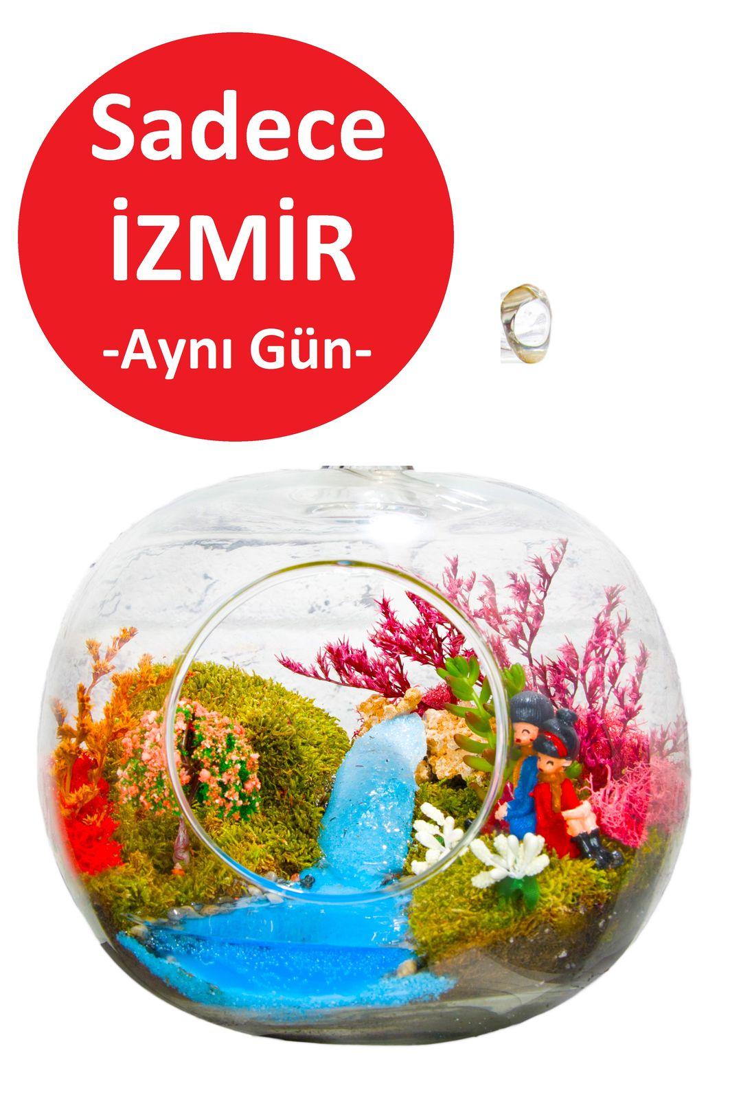 Butik Teraryum İzmir 8  çiçek gönder