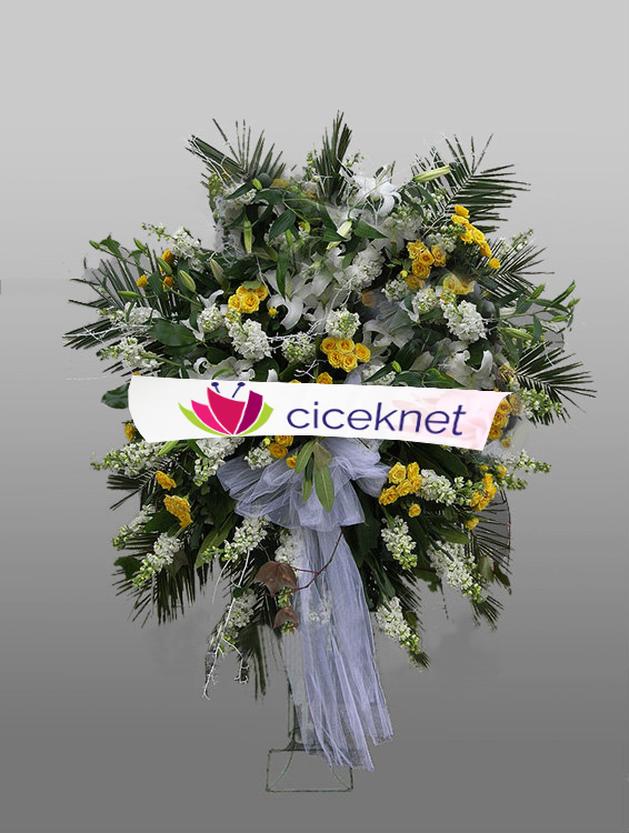 Karışık Ferforje  çiçek gönder