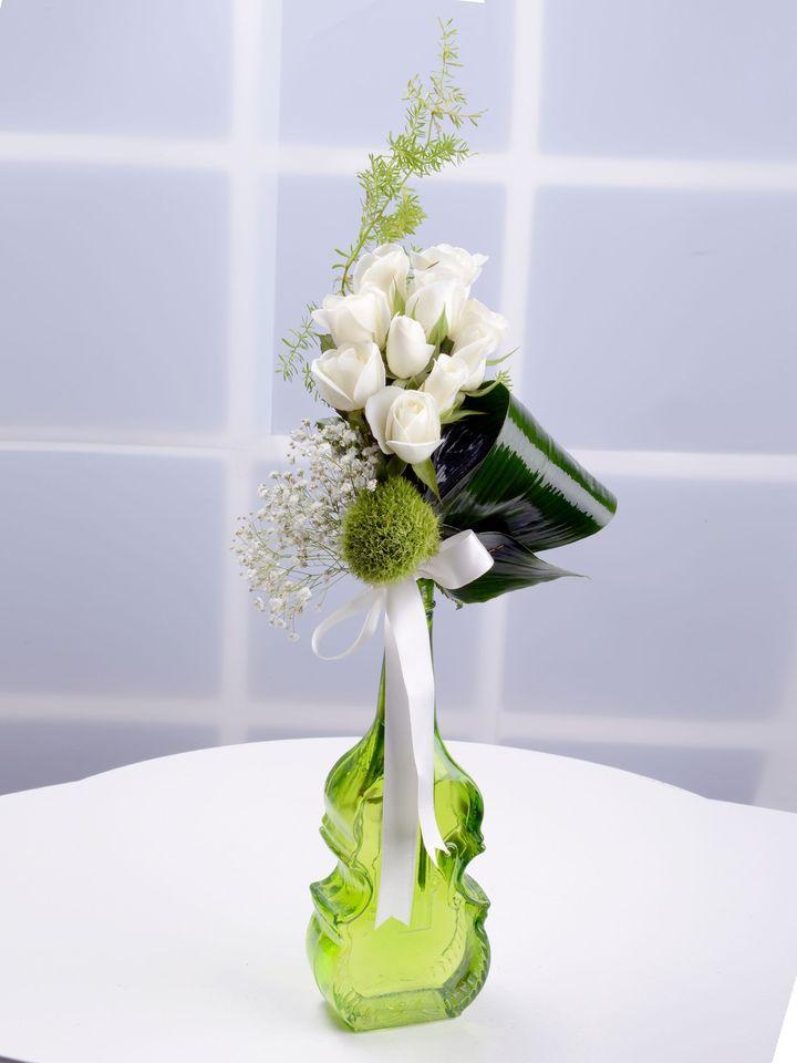 En Güzel Hikayem Beyaz Güller  çiçek gönder