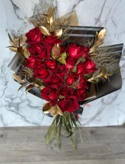 Kan Kırmızı Aşk  çiçek gönder