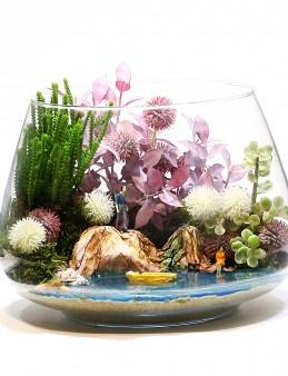 Göl Kenarı Teraryum  çiçek gönder
