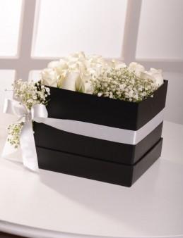 Asil Beyaz  çiçek gönder