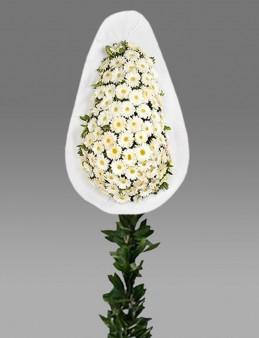 Gösterişli Ayaklı Sepet1  çiçek gönder