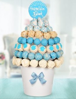 Blue Baby Yeni Doğan Bebek  çiçek gönder