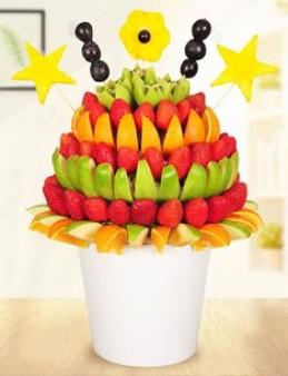 Sweet Fruit Meyve Sepeti  çiçek gönder