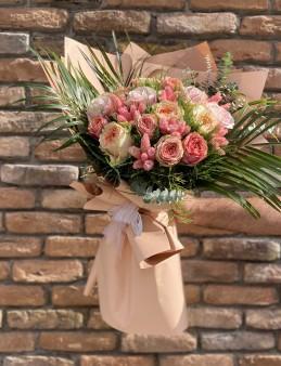 20 Ekvator Gül Buketi   çiçek gönder