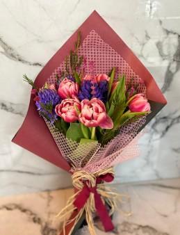 Lale-i Sümbül  çiçek gönder
