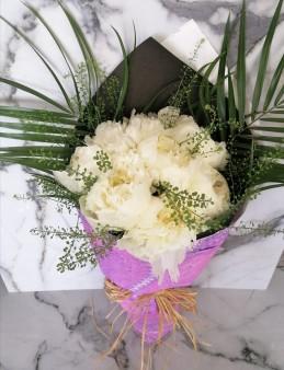 Ebru Sanatlı Princess Peonies  çiçek gönder