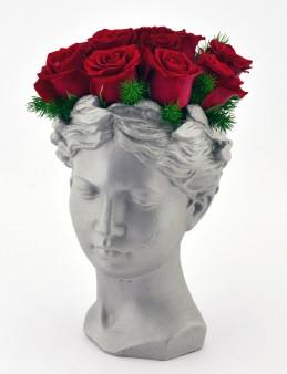 Sultanımsın  Kırmızı Güller  çiçek gönder