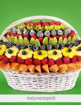 Vip King Meyve Sepeti  çiçek gönder