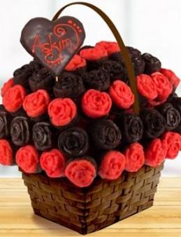 Aşk Buketi  çiçek gönder