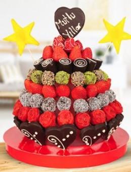 Star Doğum Günü Pastası  çiçek gönder