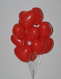 15 Adet Kalpli Uçan Balon  çiçek gönder