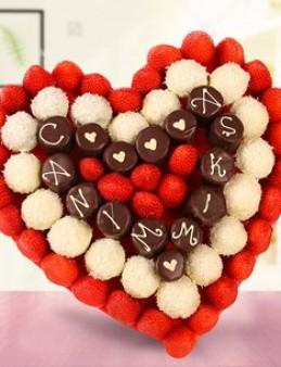 Love Star Meyve Sepeti  çiçek gönder