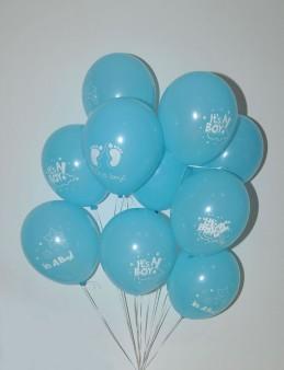 Erkek Çocuklar İçin Uçan Balon Buketi  çiçek gönder