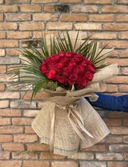 50 Adet Rhodos Gül   çiçek gönder