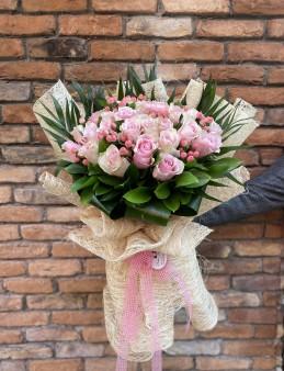 40 Ekvator Gül Buketi   çiçek gönder