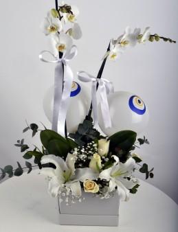 Bembeyaz Bir Gökyüzü  çiçek gönder