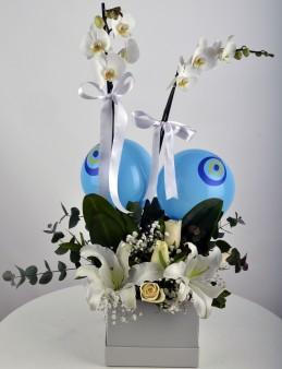 Beyaz Güzellikler  çiçek gönder