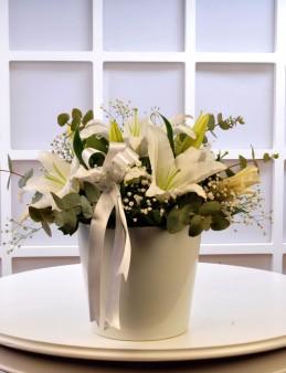 Beyaz Esinti  çiçek gönder