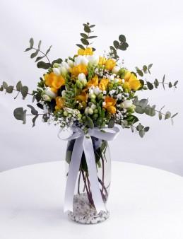 Ve Bahar Gelir...  çiçek gönder