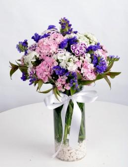Bahar Kokusu Kır Çiçekleri  çiçek gönder