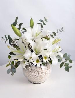 Lilyum Zarafeti.  çiçek gönder