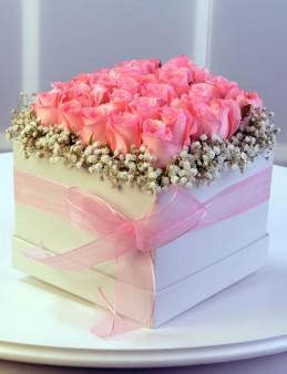 Pembe Mutluluk  çiçek gönder
