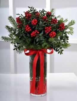Yılbaşı Şansı Kokina Arajmanı.  çiçek gönder