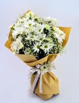 Kucak Dolusu Papatyalar  çiçek gönder