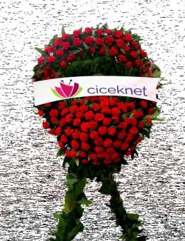 Acılı Gününüzde Yanınızdayız Cenaze Sepeti Cenaze Çelenkleri çiçek gönder