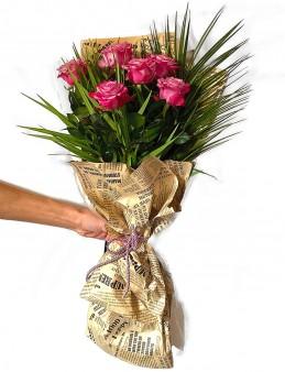 Zarafetin adı Gül Buketi  çiçek gönder