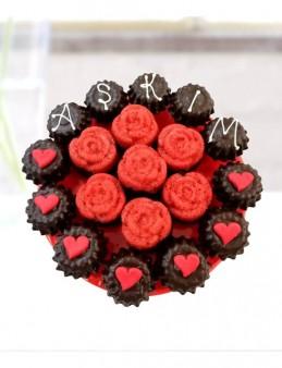 Aşk Çiçeği  çiçek gönder